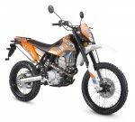 Geon Dakar 250 TwinCam